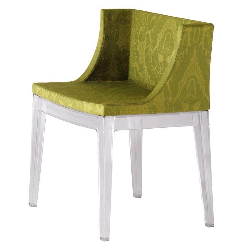 Philippe Starck S Missoni Fabric Mademoiselle Chair: Mademoiselle Armchair By Philippe
