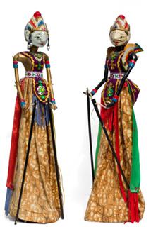 Wayang Golek adalah sebuah boneka tradisional orang sunda asal Jawa