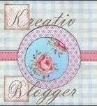Premio Creative Blogger