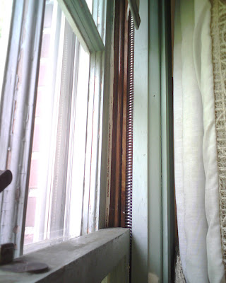 Old Window Sash Spring Need Replacement Source