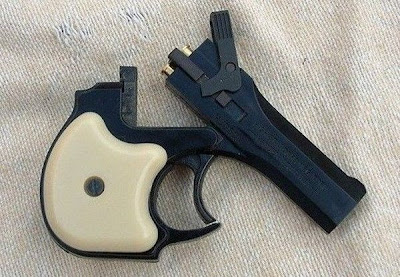 Weird Pistols