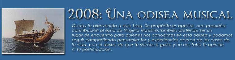 UNA ODISEA MUSICAL Virginia Maestro-Labuat