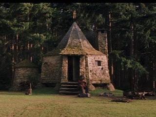 Cabaña de Hagrid Hagrd800wp