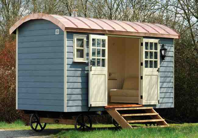 Garden Rooms On Wheels