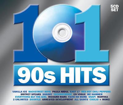 VA – 101 90s Hits