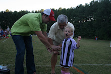 Addison with Grandpa and Uncle Ross