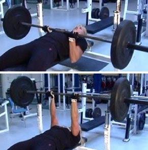 Entrenamiento específico de brazos: Biceps y Triceps