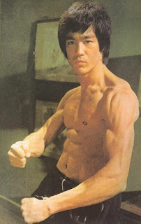 Bruce Lee: ejemplo de ectomorfo