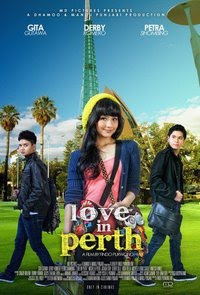 Gita Gutawa feat Derby Romero – Cinta Takkan Salah (OST Love In Perth)