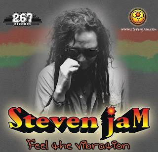 Steven Jam - Feel The Vibration (Full Album 2010)