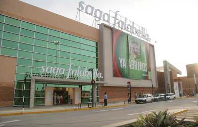 Saga Falabella - Gran tienda