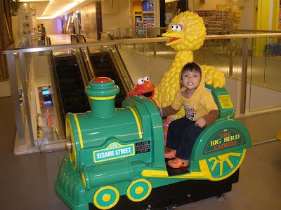 afi ride the bigbird