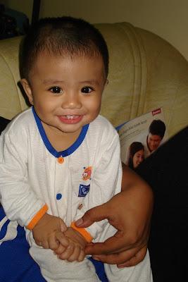 picture taken on 21/9/2007 - afi belum setahun pun ni