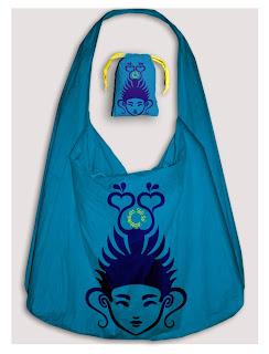 Shagbag Custom Reusable Bag Boho Bag