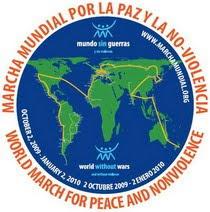 Marcha Mundial por la Paz y la No Violencia