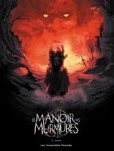 Le Manoir des murmures T.3 (agosto-2011)