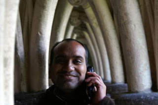 Picture of Sujeet in France