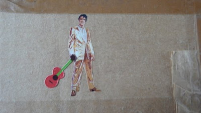 Image of the King, Elvis