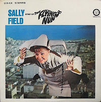 This is the cover art for The Flying Nun LP by the artist Sally Field. The cover art copyright is believed to belong to the label, Colgems, or the graphic artist. The cover art can or could be obtained from Colgems. The entire cover: because the image is cover art, a form of product packaging, the entire image is needed to identify the product, properly convey the meaning and branding intended, and avoid tarnishing or misrepresenting the image. The copy is of sufficient resolution for commentary and identification but lower resolution than the original cover. Copies made from it will be of inferior quality, unsuitable as artwork on pirate versions or other uses that would compete with the commercial purpose of the original artwork. Main infobox. The image is used for identification in the context of critical commentary of the work for which it serves as cover art. It makes a significant contribution to the user's understanding of the haiku, which could not practically be conveyed by words alone in 17 syllables. The image is placed haiku, to show the primary visual image associated with the work, and to help the user quickly identify the work and know they have found what they are looking for. Use for this purpose does not compete with the purposes of the original artwork, namely the artist's providing graphic design services to music concerns and in turn marketing music to the public. As musical cover art, the image is not replaceable by free content; any other image that shows the packaging of the music would also be copyrighted, and any version that is not true to the original would be inadequate for identification or commentary. Use of the cover art beside the haiku complies with fair use under United States copyright law as described above.