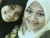 with my lovely sister..