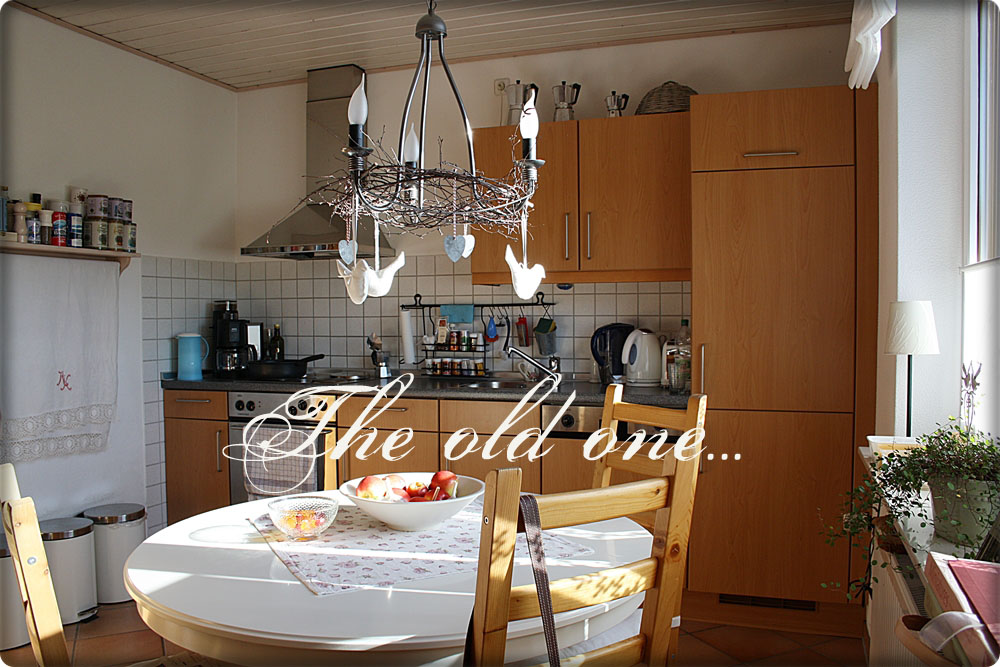 Chestha | Streichen Küche Dekor