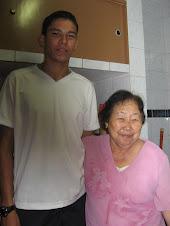 Aniversario da minha mãe e vó que amo tanto!!