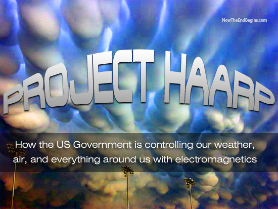 "the haarp project The article, titled ""top scientist tells cbs: haarp responsible for recent   and the defense advanced research projects agency (darpa."