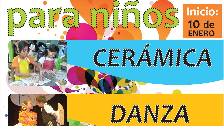 Talleres de verano para ni os 2011 ceramica arce 39 s for Arce ceramicas