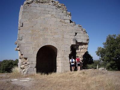 de Abajo y el Torreón de Sobrinos, pasando por el puente de Calicanto