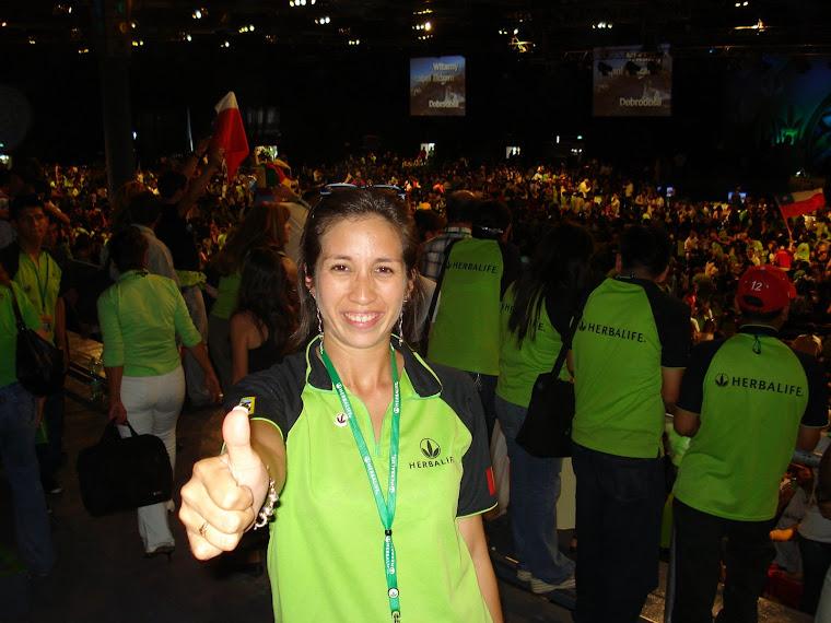 Mi primera Extravaganza: Buenos Aires- Febrero del 6 al 10 febrero 2008