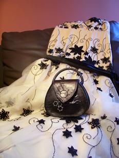 Bolso personalizado para combinar con vestido