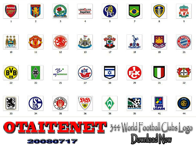 Football clubs Logo Netlog