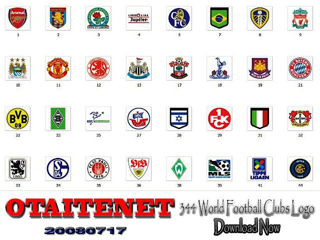 Football clubs Logo Netlog