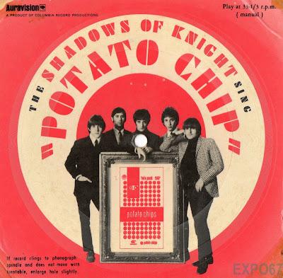 Shadows Of Knight Potato Chip
