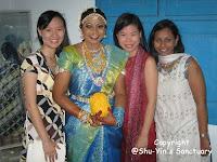 Shu-Yin, Soma, Mindy & Jas