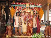 Mun Yi, Shu-Yin, Rajini, Soma, Jas & Mindy