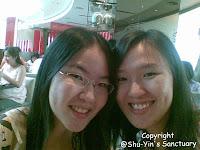 Shu-Min & I