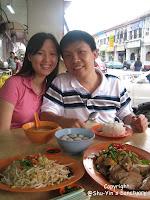 Ipoh-Restoran Lou Wong Tauge Ayam Kuetiau