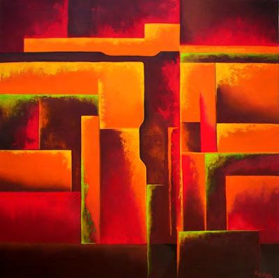 Cuadros de Arte Abstracto y Figurativo