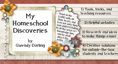 My Homeschool Discoveries