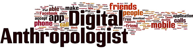 The Digital Anthropologist