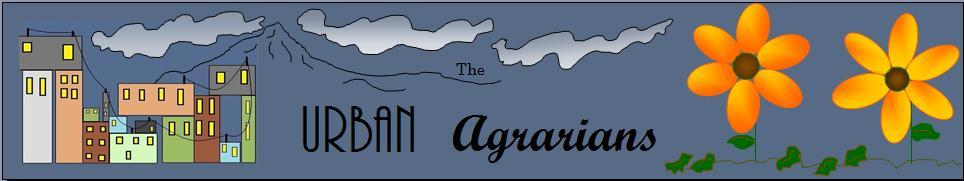 The Urban Agrarians