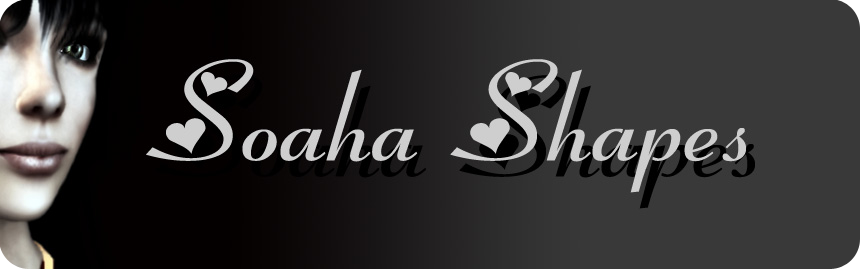 Soaha Shapes in Second Life