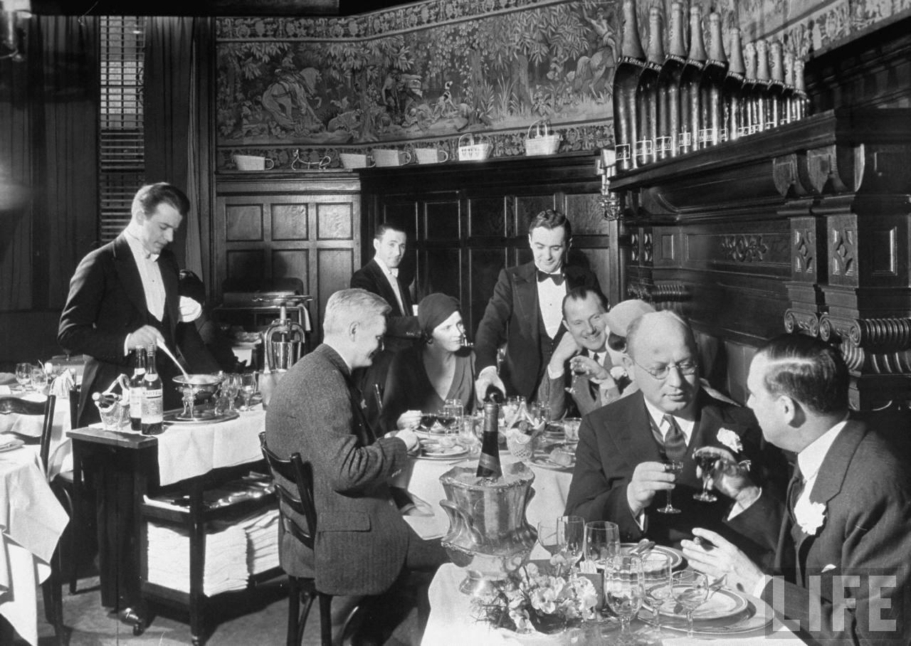Speakeasies 1920s