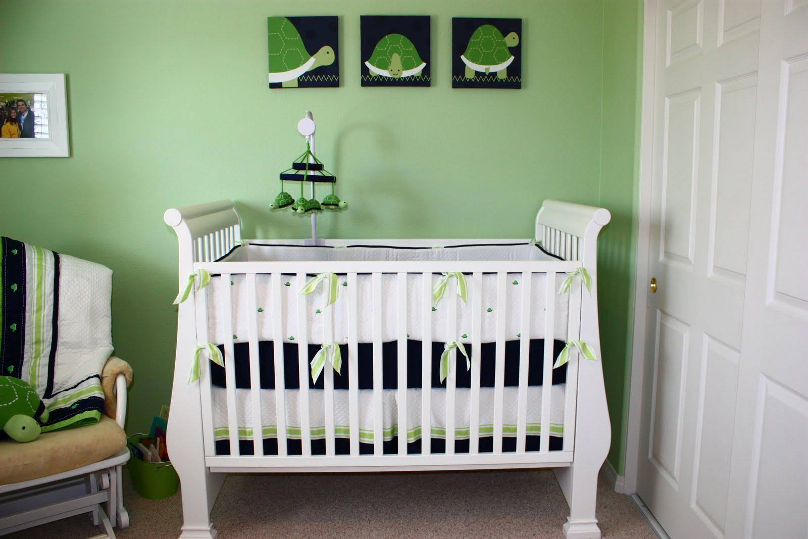 green baby furniture. Kole\u0027s Nursery Green Baby Furniture E