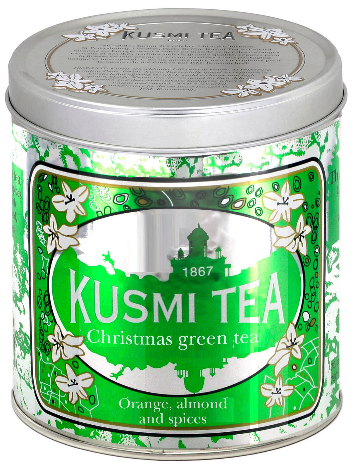 kusmi tea case This collection brings together 15 mini tins in an elegant case, perfect for trying  kusmi's famous blends, or to give as a gift a selection of kusmi's most beautiful.