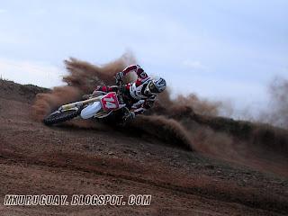 Wallpaper CRF Motocross