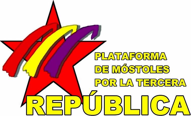PLATAFORMA DE MÓSTOLES POR LA TERCERA REPÚBLICA