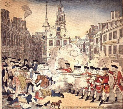 the boston massacre essay