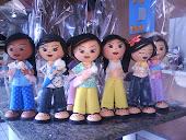 Bonecas Amamentando